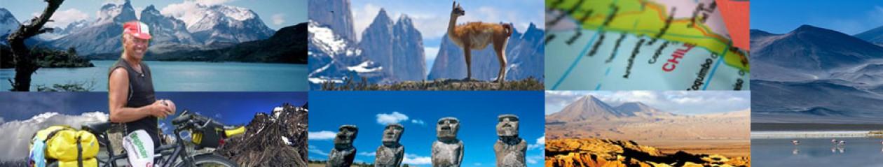 Fietstocht door Argentinië en Chili