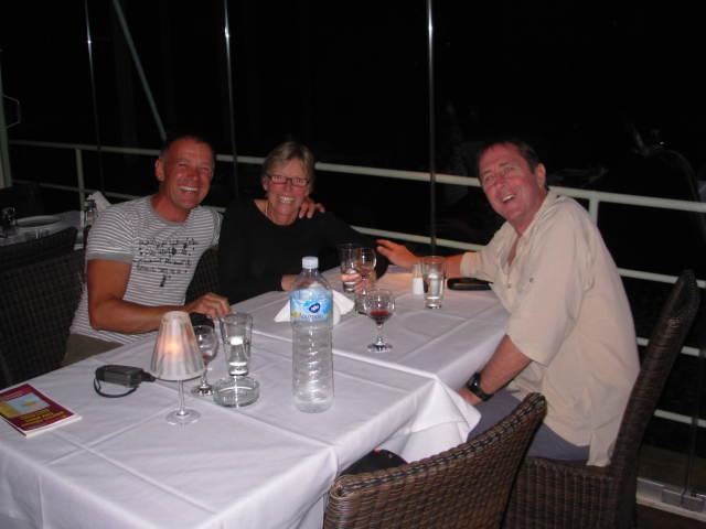 Lekker eten met mensen uit Nieuw Zeeland