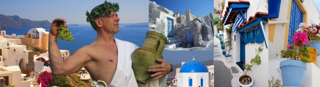 Frank Mekes Fietstocht Griekenland 2009