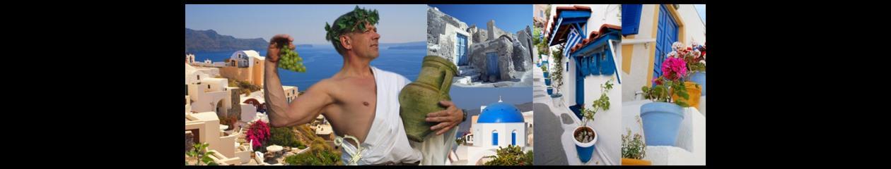 Fietstocht Griekenland 2009