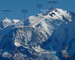 Mont_Blanc Goûter route