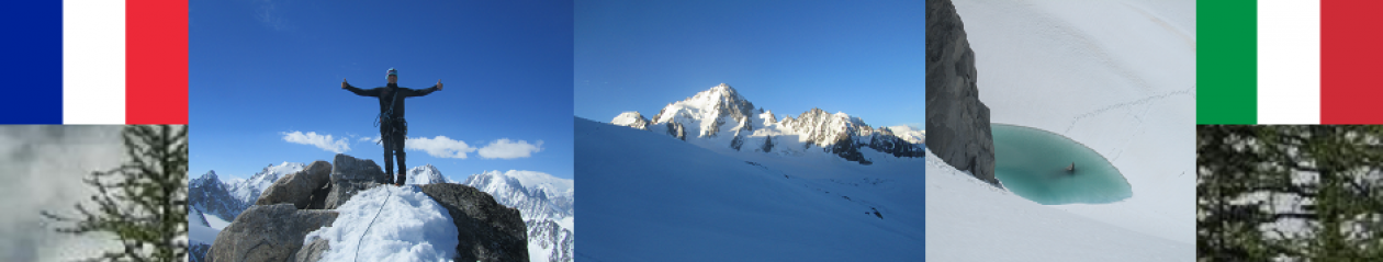 Mont Blanc 2013