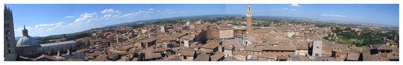 Panorama Siena