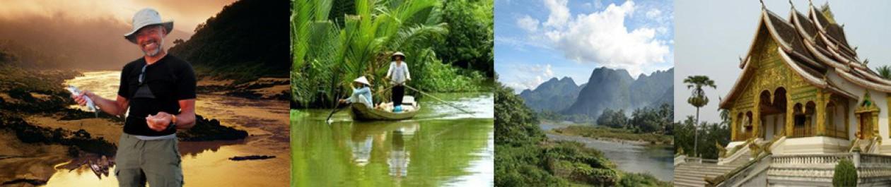 Vietnam, Laos and Cambodia