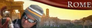 Van Nederland naar Rome